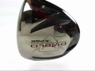 Callaway Diablo Edge Tour Driver 10.5 Graphite Stiff Right