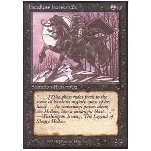 Magic: the Gathering   Headless Horseman   Legends: Toys & Games