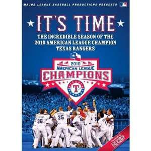 Texas Rangers 2010 TEXAS RANGERS: ITâ?(tm)S TIME: Sports & Outdoors