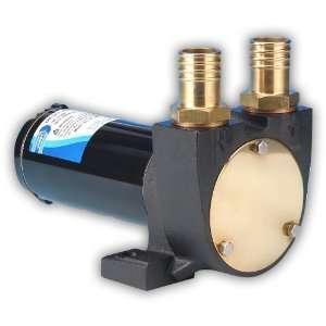Sliding Vane VR100 Diesel Fuel Transfer Pump (28 GPM, 24 Volt, 20 Amp