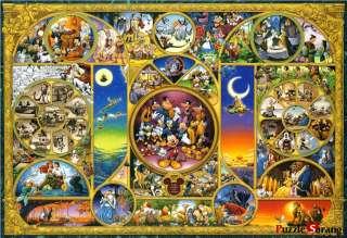 Jigsaw Puzzles 2000 Pieces Disney Collection / Disney / Tenyo