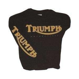 Metro Racing Triumph Rocket Racing Jersey, Black, Size Md
