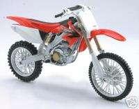 HONDA CRF 450 DIECAST MOTOCROSS CRF450 KEVIN WINDHAM SX
