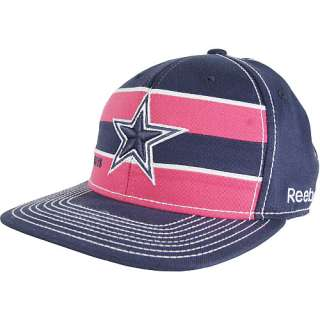Reebok Dallas Cowboys Breast Cancer Awareness 2011 Player Sideline Hat