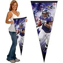 Wincraft Baltimore Ravens Ray Rice 17x40 Premium Player Pennant