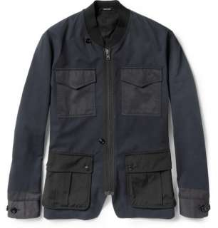 Maison Martin Margiela Slim Fit Cotton Twill Field Jacket  MR PORTER