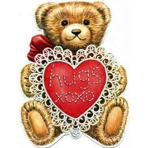 Day Greeting Card   Teddy Bear Valentine
