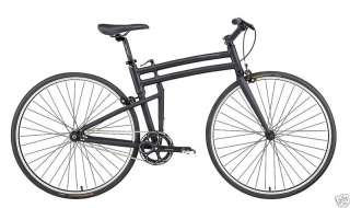 2012 Montague BOSTON   Folding Single Speed Bike