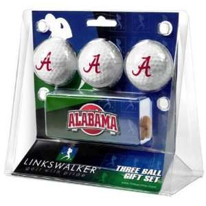 Alabama Crimson Tide UA NCAA Slider Hat Clip 3 Golf Ball