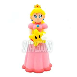 New Super Mario 5 PRINCESS Figure Toy+MS602