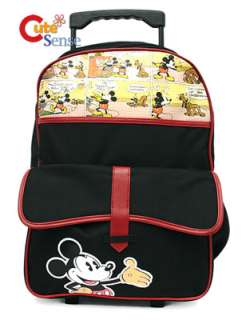 Disney Mickey Mouse Roller bag Backpack 1
