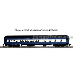 HO Scale Heavyweight 8 1 2 Sleeper   CNJ The Blue Comet: Toys & Games