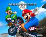 Brand New Nintendo Wii Mario Kart Video Game System~New 045496880484