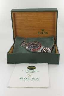 Rolex GMT I Ref. 1675 aus 1970 mit Box & Papiere vom Juwelier