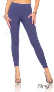 Autumn Collection   Thick Seamless Full Length Leggings PW92111