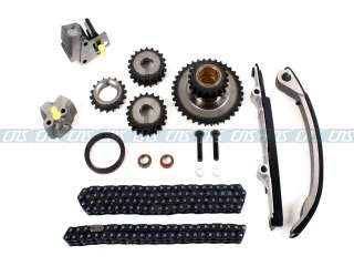 93+ NISSAN ALTIMA 2.4L COMPLETE TIMING CHAIN KIT KA24DE