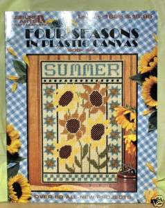 Four Seasons in Plastic Canvas (1996) ST2 9780942237887