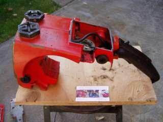 Chainsaw Rear Handle, Fuel & Oil Tanks, Fuel & Oil Cap A 12286