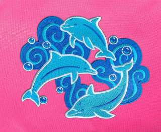 Dolphin Backpack   Cute Pink Dolphins Backpacks for Girls & Dolphin