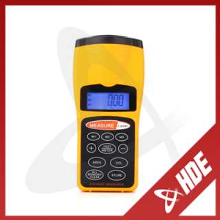 Handheld Laser Distance Measurer Surveying Handyman Tools Equipment