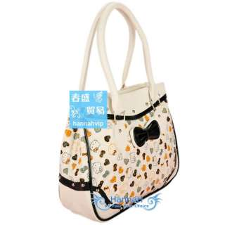 Hello Kitty Weekend Evening Bag Handbag Tote FA314