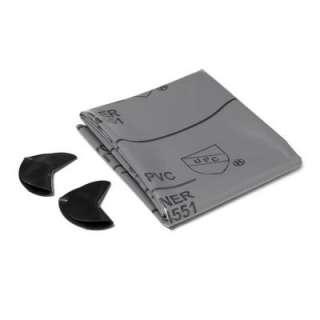 Oatey 60 in. x 72 in. PVC Shower Pan Liner Kit 41620