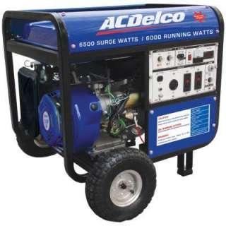 Home Depot   6500 Watt Generator Electric Start customer reviews