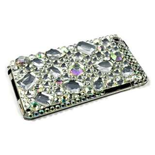 BLING RHINESTONE CASE COVER IPOD TOUCH 4 4G TOUCH4 /40