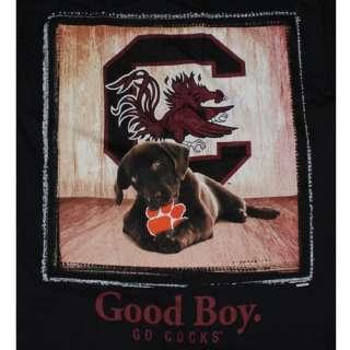 South Carolina Gamecock T Shirts   Mans Best Friend   Good Boy