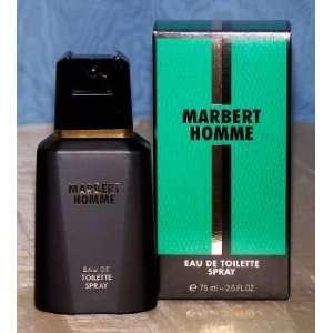 Marbert Herrendüfte Homme Eau de Toilette Spray 75 ml Marbert