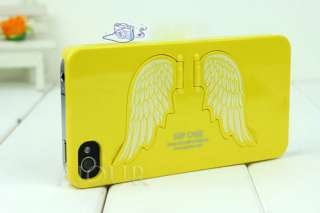 Favourite Cute Angel Wing iPhone 4 4S Phone Case Cover A024
