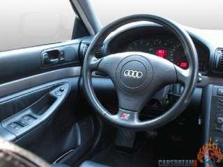 Lederlenkrad Lenkrad Audi A4 B5 A6 C4 98  RS4 R8 LOOK steering wheel