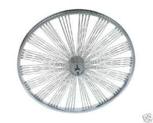 144 SPOKE COASTER BIKE WHEEL beach cruiser chopper lowrider bike 39674