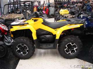 12 Can Am™ Outlander™ 1000 XT in ATVs   Motors