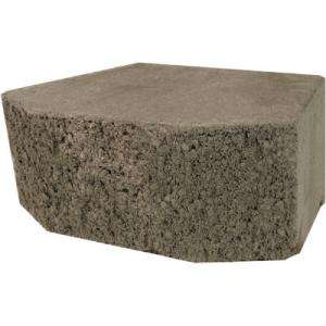 Oldcastle 16 in. x 12 in. Concrete Garden Wall Block 16200835 at The