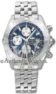 BRAND NEW BREITLING WINDRIDER GALACTIC CHRONOGRAPH MENS WATCH