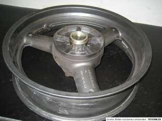 Hinterradfelge / rear wheel   Suzuki SV 650 S (1999)