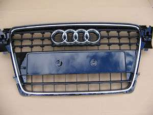 Audi A4 B8 original S Line Kühlergrill S4 Grill grille |