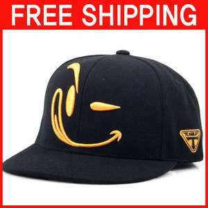 LOGO BALL CAP CLUB HAT CHAPEAU FLAT BRIM HIP HOP HAT BALL CAP