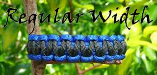 550 for Fighters   Custom Hand Made 550 Paracord Survival Bracelet