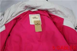 NWT HOLLISTER Womens Ormond Beach Down Jacket Coat M