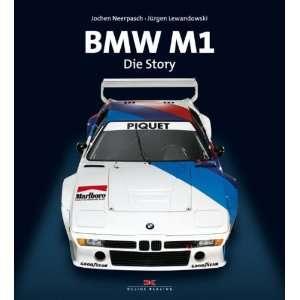 BMW M1 Die Story  Jochen Neerpasch, Jürgen Lewandowski