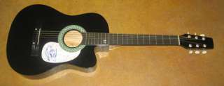 ROGER WATERS HAND SIGNED ACOUSTIC GUITAR PINK FLOYD