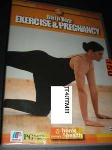 DISCOVERY CHANNEL EXERCISE & PREGNANCY DVD MOVIE REG 0