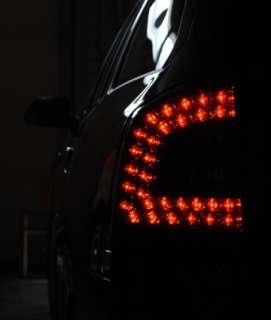 Skoda Octavia Kombi Litec LED Rückleuchte rot smoke