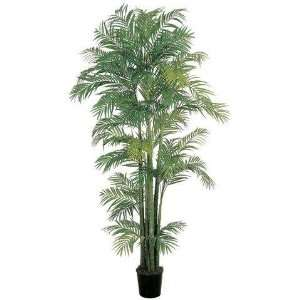 Exclusive By Nearly Natural 7 Ft Areca Silk Palm Tree: Home & Kitchen