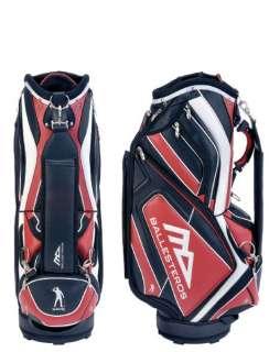 Seve Ballesteros Staff Golf Bag 10, 11 Pockets, 7 Dividers NEW
