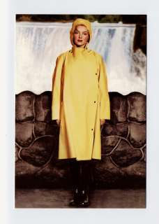k2738   film actress Marilyn Monroe in Niagra film   postcard