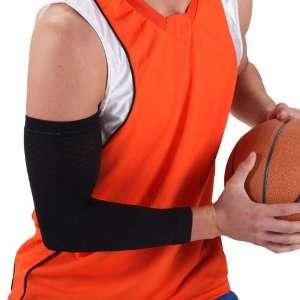 Cramer E4 Ess Arm Compression Sleeve, Black Sports