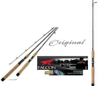 CANNA da SPINNING FALCON ORIGINAL BASS SPIGOLA FS 6 166